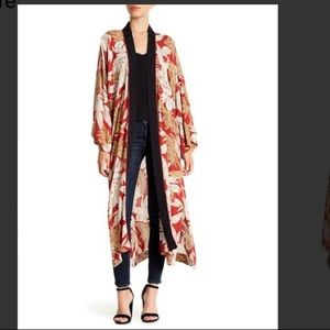 ❤️Roffe Accessories Women's Printed Wrap Kimono